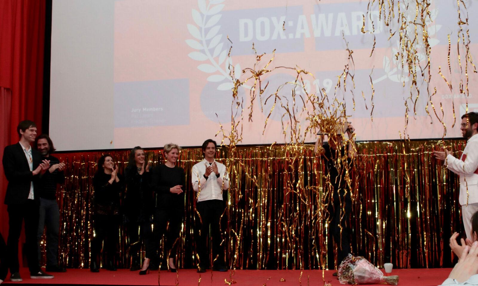 CPH:DOX award ceremony