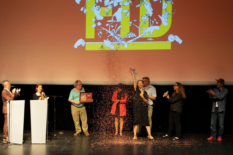 FIDMarseille award ceremony