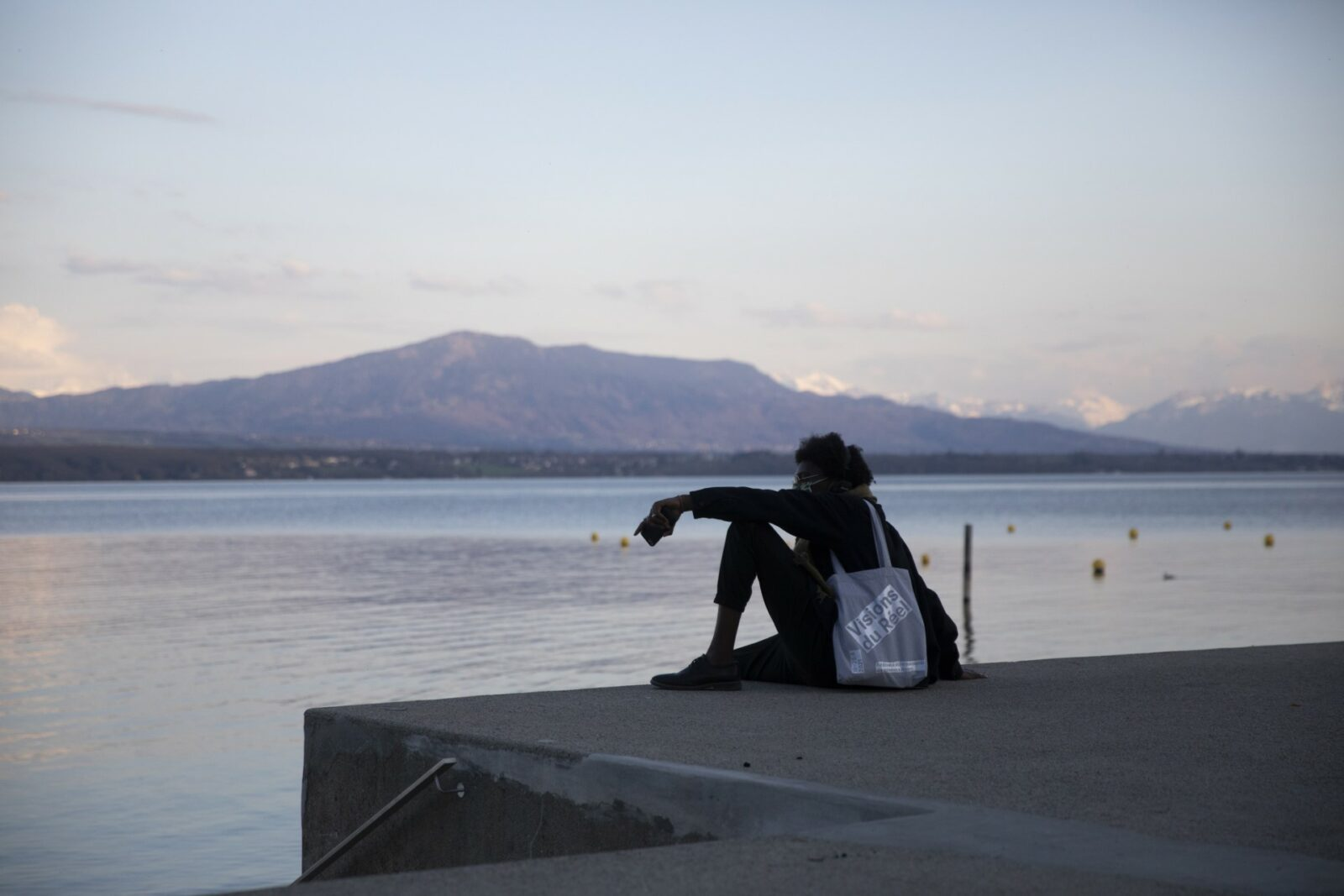 Visions du Reel lake