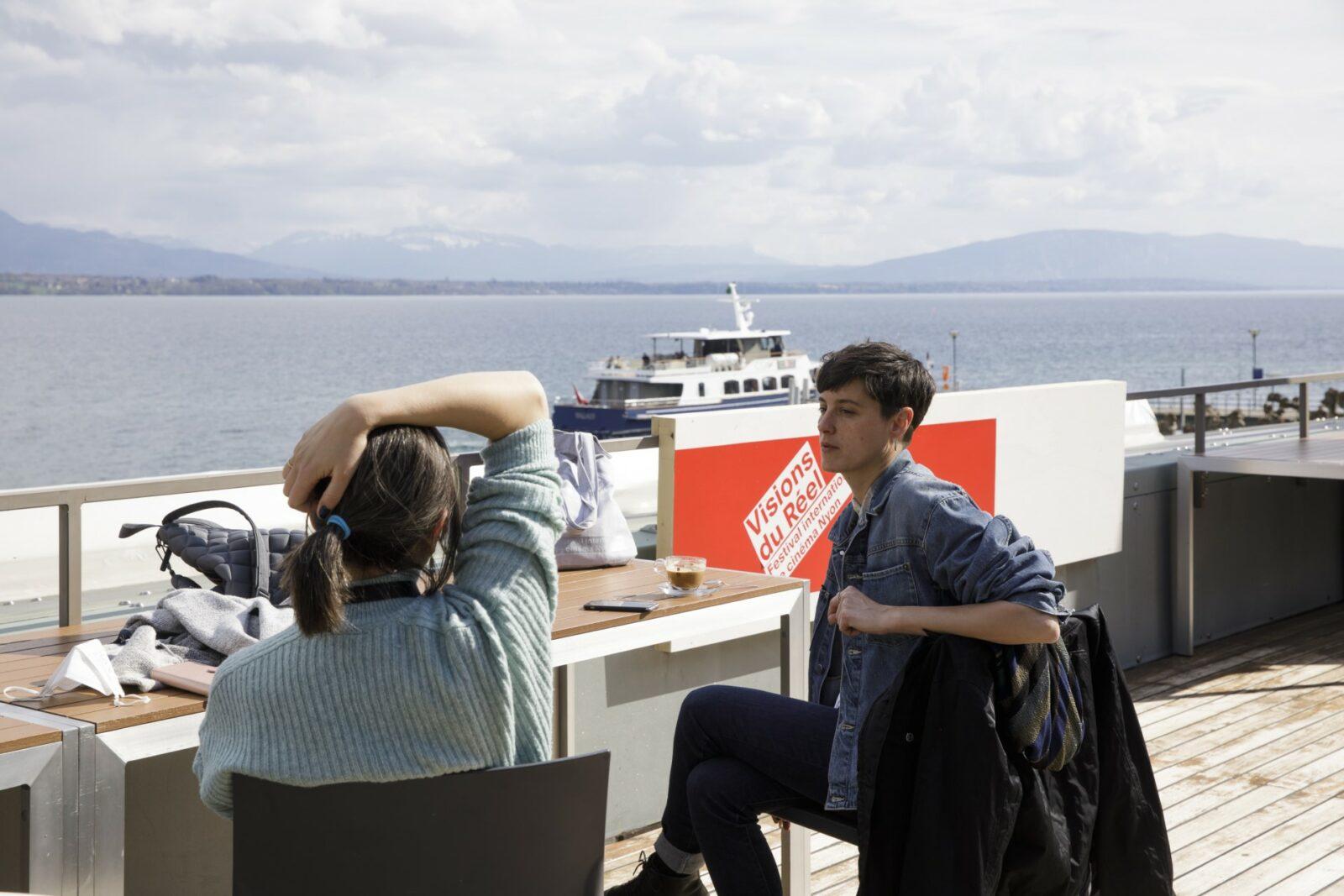 Visions du Reel boat